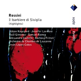Rossini: Il barbiere di Siviglia [Highlights] - Apex