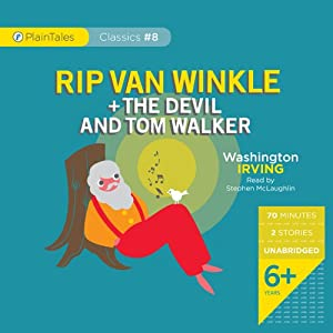 Rip Van Winkle and The Devil and Tom Walker | [Washinton Irving]
