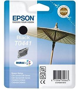 Epson T0441 Cartouche d'encre d'origine Noir