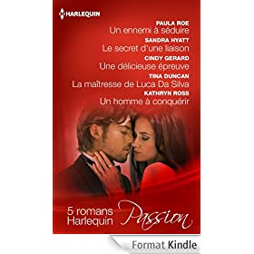 5 ROMANS HARLEQUIN �PASSION�