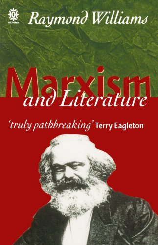 Marxism and Literature (Marxist Introductions)