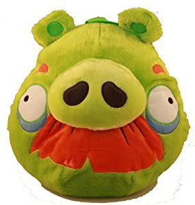 Angry Birds Green Plush Backpack by Animations