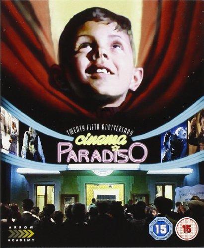 Cinema Paradiso 25th Anniversary Remastered Edition [Blu-ray] [Edizione: Regno Unito]
