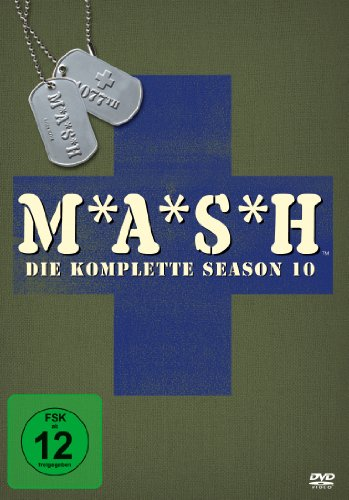 M*A*S*H - Die komplette Season 10 [3 DVDs]