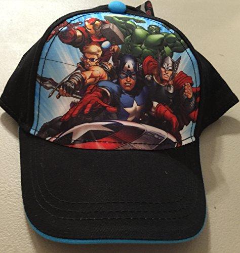 Children's Marvel Avengers Baseball Cap (Children Baseball Cap compare prices)
