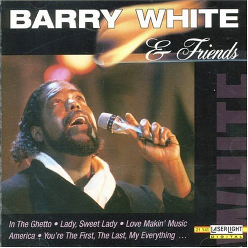Barry White - Barry White & Friends - Zortam Music