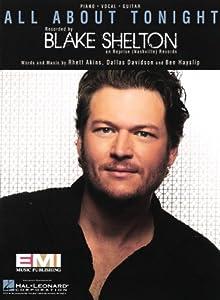 Amazon.com: Blake Shelton - All About Tonight: Musical ...