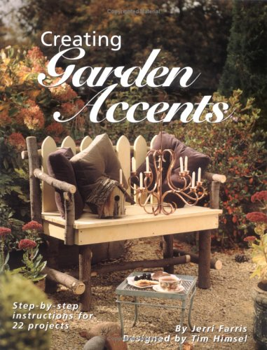 Creating Garden Accents - Creative Publishing international - 1589230418 - ISBN:1589230418
