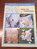 img - for Iron-on Transfers for Cherished Teddies (Creative Workbook) book / textbook / text book