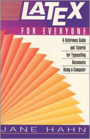 LaTEX for Everyone