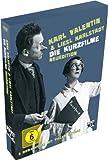 DVD Cover 'Karl Valentin & Liesl Karlstadt - Die Kurzfilme Neuedition [3 DVDs]