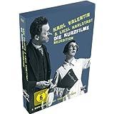 """Karl Valentin & Liesl Karlstadt - Die Kurzfilme Neuedition [3 DVDs]von """"Karl Valentin"""""""