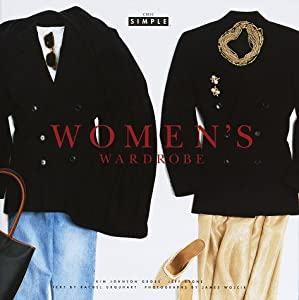 Cover of &quot;Women's Wardrobe (Chic Simple)&amp;...