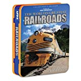 The Worlds Greatest Railroads (5-pk)(Tin)