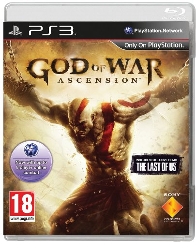 Sony God Of War Ascension Standard Edition