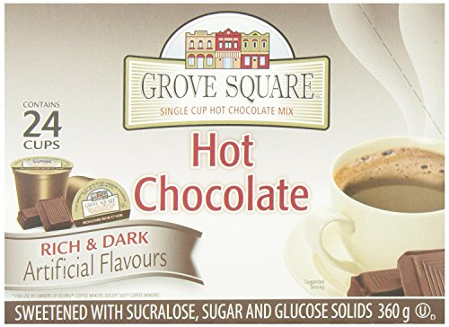 Grove Square Rich And Dark Hot Chocolate
