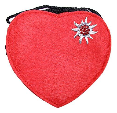 Herz-Trachtentasche-mit-Edelwei-Rot