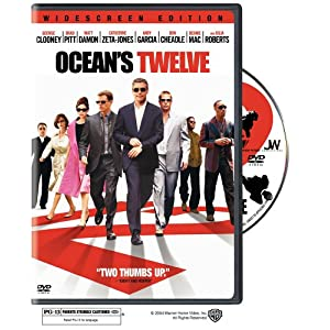 Amazon.com: Ocean's Twelve: George Clooney, Brad Pitt, Julia ...