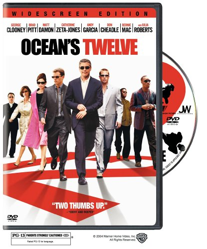 Cover art for  Ocean's Twelve