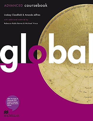 Global. Coursebook. Advanced Level