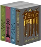 The Hobbit & The Lord of the Rings 4-book clothbound special editions