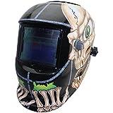 Nuevo Negro DIN9-IN13 Solar de soldar MMA TIG MIG soldador ARC careta de soldar gorra cascos máscara