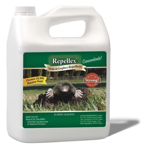 Repellex Mole Vole Gopher 24lb Pail 2