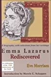 Emma Lazarus Rediscovered