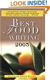 Best Food Writing 2005