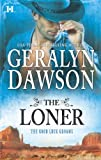 img - for The Loner (Good Luck Grooms) book / textbook / text book
