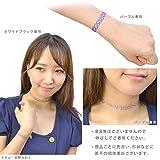 シンプル タトゥ チョーカー ブレスレット セット【ピンク】