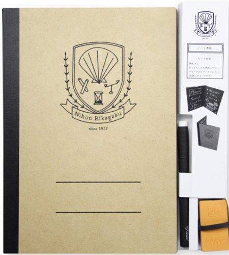 日本理化学 ノート黒板 A5 SNB-2
