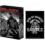 【Amazon.co.jp限定】サンズ・オブ・アナーキー DVDコレクターズBOX (全巻購入特典:「オリジナルB2タペストリー」引換シリアルコード付)