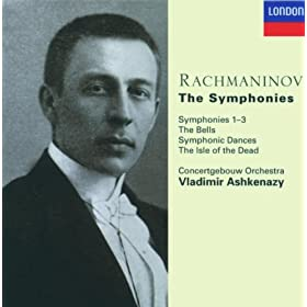 Rachmaninov: The Symphonies etc. (3 CDs)