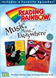Reading Rainbow: Music, Music, Everywhere [Import]