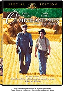 Of Mice and Men (Bilingual)