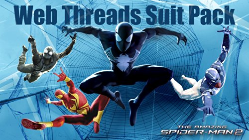 The Amazing Spider-Man – Web Threads Suit Pack [Online Game Code]