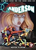 Judge Anderson: Anderson, PSI-Division - Volume 1 (1401205887) by Wagner, John