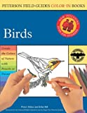 Birds (Peterson Field Guide Colour-in Books)