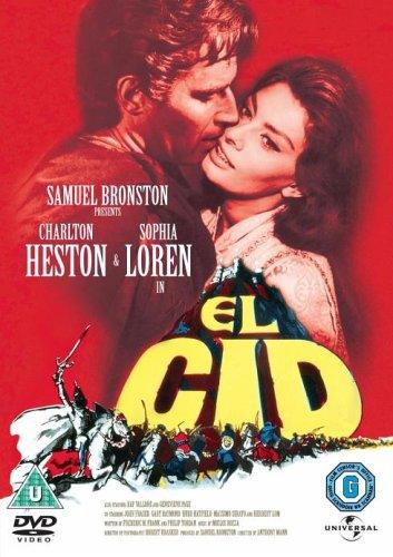 El Cid [DVD] (1961)