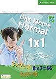 Das kleine Hörmal 1 x 1. Music for Learners. Audio-CD