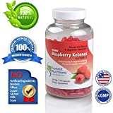 Raspberry Ketones Suppressants Supplements Capsules:+ No Fillers: No Binders: 120 Veggi Caps:Pure + Natural: Clinical Strength Formula