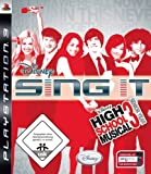 Disney Sing it: High School Musical 3 - Senior Year - [PlayStation 3]