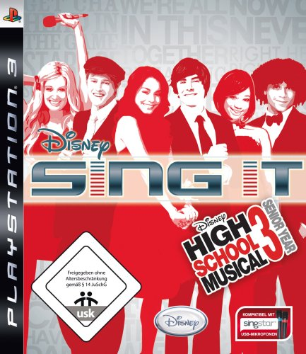 DISNEY SING IT: HIGH SCHOOL MUSICAL 3 - SENIOR YEAR [IMPORT ALLEMAND] [JEU PS3]