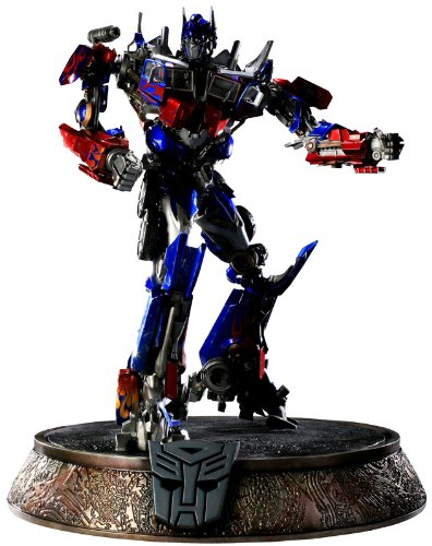 Transformers :Revenge of the Fallen - Maquette: Optimus Prime