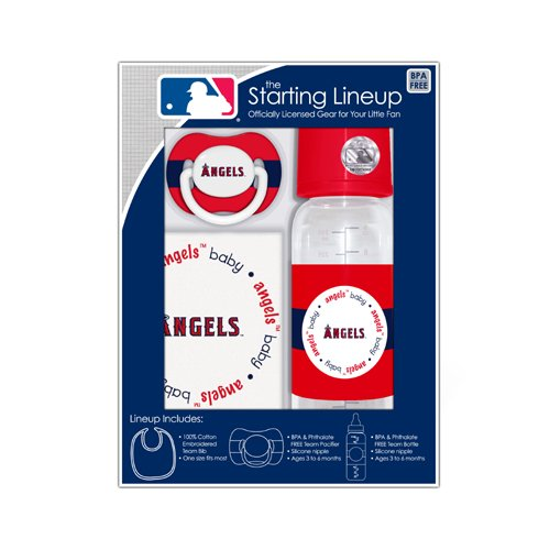 Mlb Los Angeles Angels Of Anaheim Gift Set front-538753