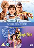 Double: Matilda / A Simple Wish [DVD]