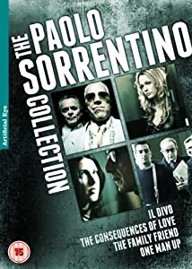 The paolo sorrentino collection il divo the consequences of love the family friend one man - Sorrentino il divo ...