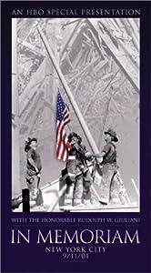 In Memoriam - New York City, 9/11/01 [VHS]