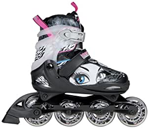 Monster High Drop Dead Gorgeous Childrens Skateboard - 38